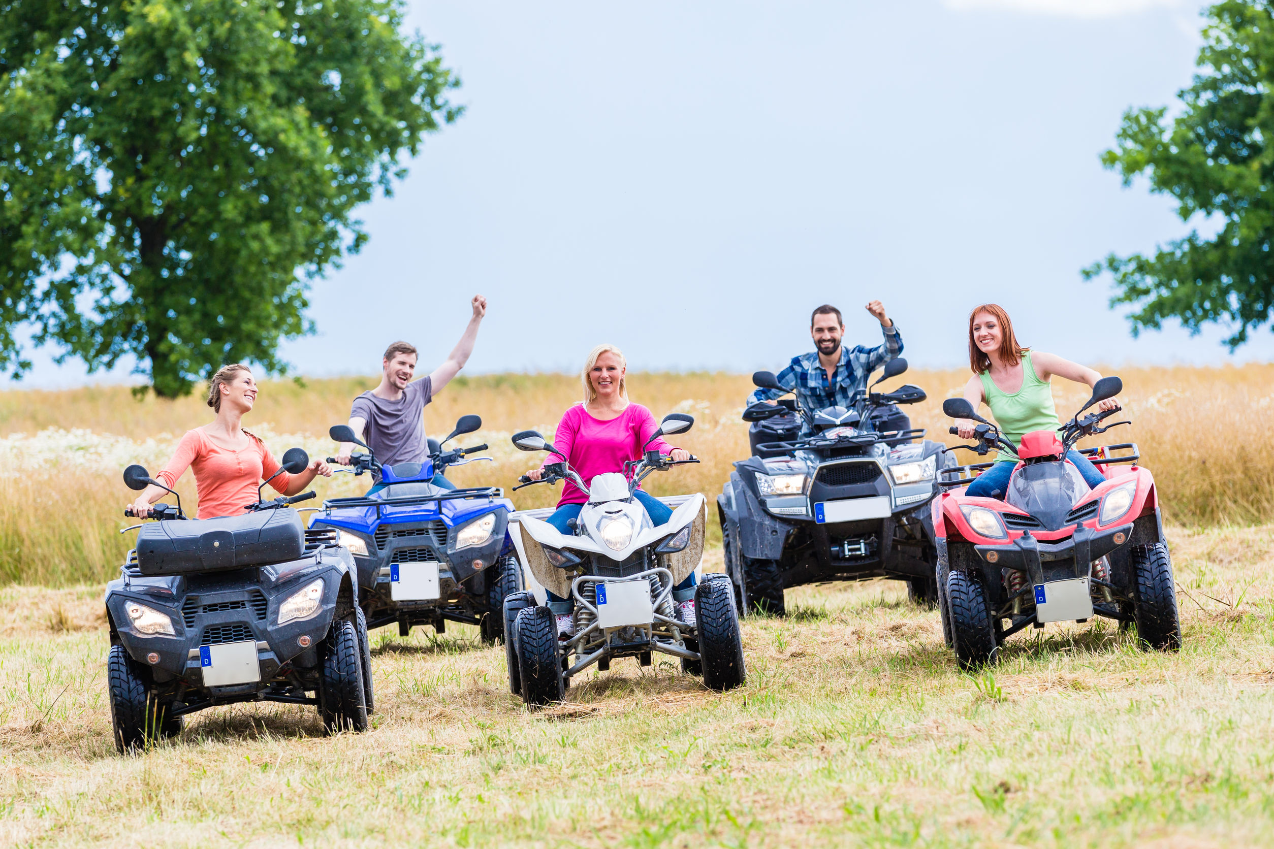 Lubbock, TX ATV Insurance
